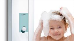 Bosch Elektrikli Ani Su Isıtıcısı ile Yazlık Evlerde Kesintisiz Duş Keyfi