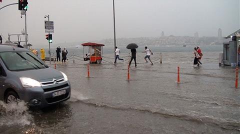 Yağmurdan Sonra Yine Aynı Manzara