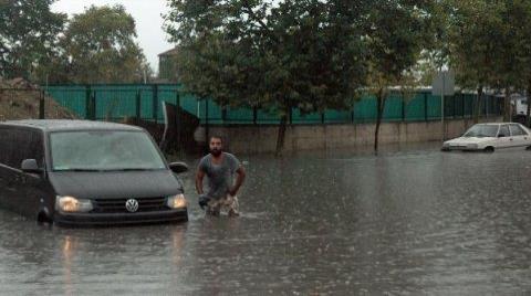 İstanbul'a Yağış Barajlara Yaradı