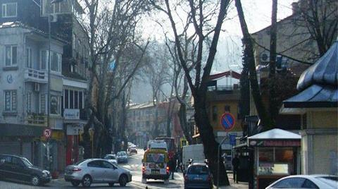 TOKİ Çengelköy'e de El Attı!