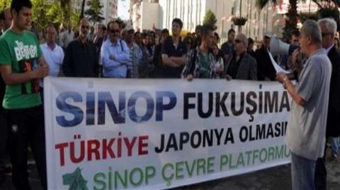 Japonya'dan Sinop'a Nükleer Uyarısı