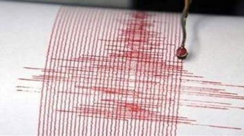 Gökçeada'da Deprem!