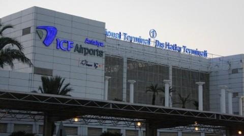 Avrupa'nın En Çevreci Havalimanlarından Biri de Antalya