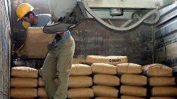 """Irak'a Çimento İhracatı Tamamen Durdu"""