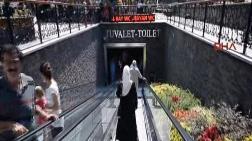 Yürüyen Bantlı Tuvalet Şaşkınlığı