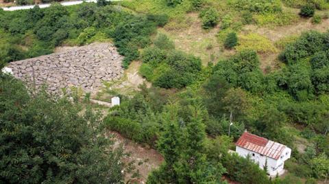Karadeniz'deki Bu Ev Görenleri Hayrete Düşürüyor!
