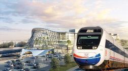 Yüksek Hızlı Trene 21 Yeni Gar Geliyor!