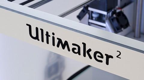3D Baskıda Hızlı ve Kolay Çözüm: Ultimaker 2