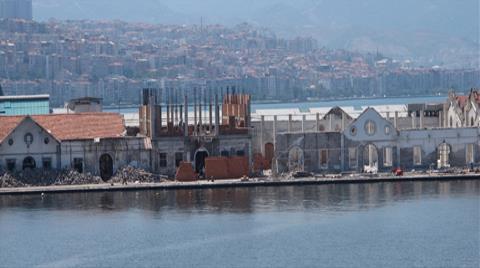 Eyfel'in İzmir'deki Asırlık Mirası Gecekondu Oldu
