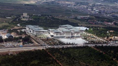 Atatürk Orman Çiftliği'nde 900 Dekar Orman Yol Oldu!