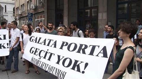 """Bu Proje ile Karaköy Sahili Halka Kapatılacak"""