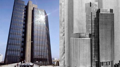 Karayolları'nın Tarihi Binası Tarih mi Oldu?
