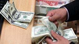 Özel Sektörün Yurt Dışı Kredi Borcu Artıyor