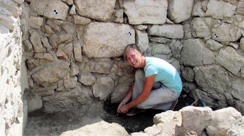 Antik Kentte 2 Bin Yıllık Mutfak