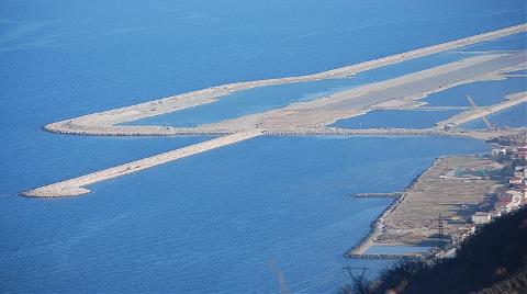 Ordu-Giresun Havaalanı Projesinde Değişiklik!