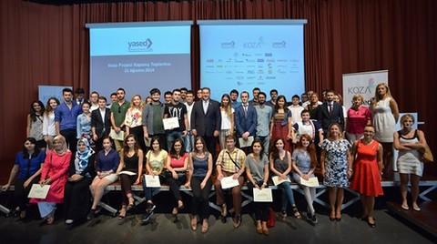 KOZA 6 Yılda 735 Öğrenciye Kariyer Kapısı Açtı