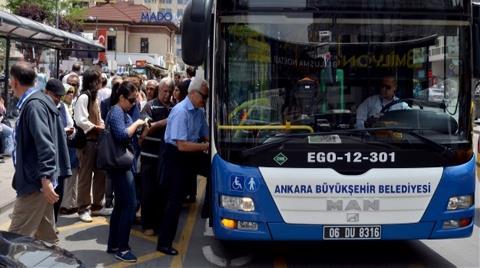 Metro ile Aynı Güzergahtaki Otobüs Hatlarına İptal