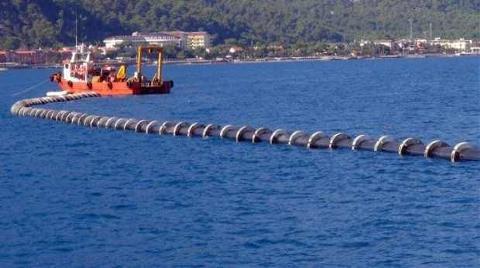 Maden Atıklarının Denize Boşaltılmasına Vize