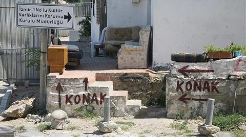 Konak'a Giderken Kayboluyorlar!