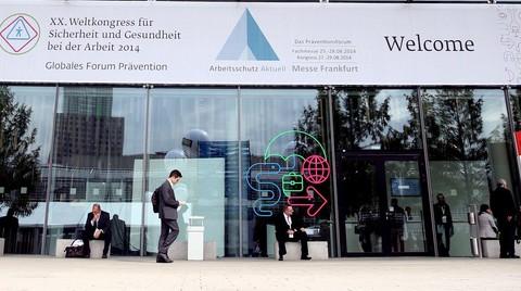 'İş Sağlığı ve Güvenliği'nin Kalbi Frankfurt'ta Atıyor