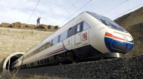 Yüksek Hızlı Tren'de Hayati Arıza