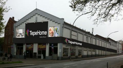 Tepe Home Hamburg Mağazasıyla Avrupa'ya Adım Attı