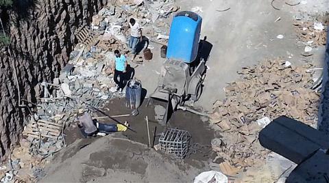 Asansörün Halatı Koptu, İşçi Öldü