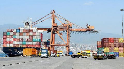 Dış Ticaret Açığı 6.5 Milyar Dolar