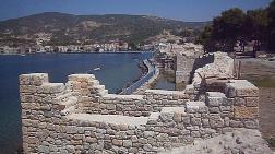 Foça Surları Son Osmanlı Kulesiyle Tamamlanacak