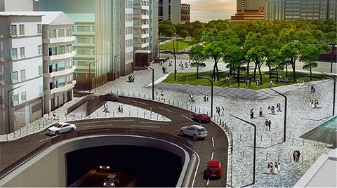 Taksim Meydanı Böyle Olacak!