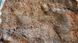 8 Bin 400 Yıllık Ayak İzleri Bulundu