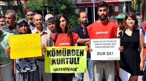 """Greenpeace'den """"Acil Kamulaştırmaya"""" Karşı Dava"""