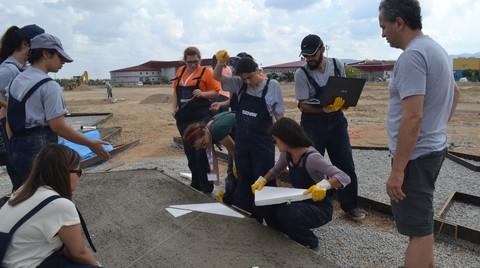 Betonart Yaz Okulu Afyon'daydı