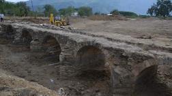 Tarihi Köprü Ayağa Kaldırılacak