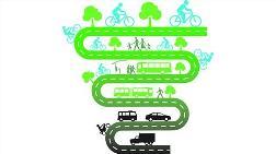 İstanbul'da Güvenli Bisiklet Yolları Uygulama Kılavuzu Vizyon Geliştirme Çalıştayı