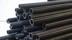 Çelik Boru İhracatı 1 Milyon 250 Bin Ton Oldu