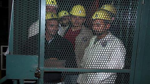 Devlete Ait Madende Skandal: Yaşama Kilit