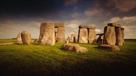 Stonehenge'in Yeraltı Haritası