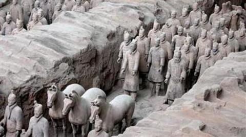 'Çin'in Büyükannesinin Mezarı mı?