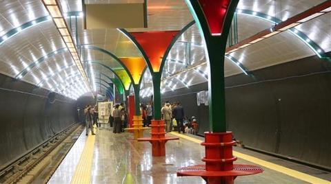 Boğaziçi Üniversitesi'ne Gökkuşağı Metro