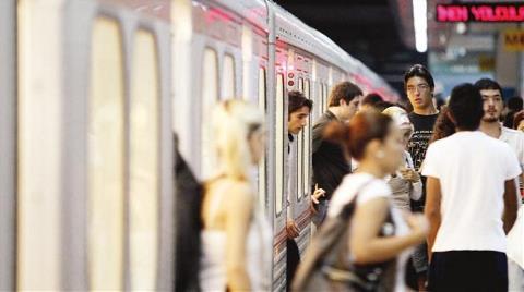 Keçiören Metrosu Uzuyor