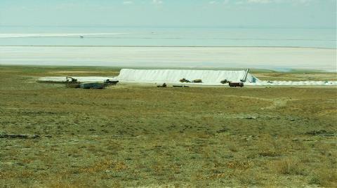 'Tuz Gölü Parselleniyor'