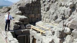 Urartu Mezarları Gün Yüzüne Çıktı