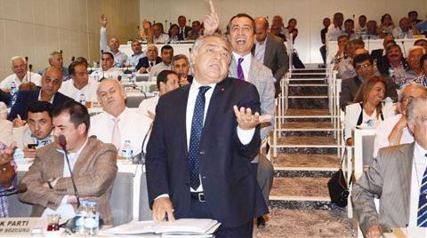 İzmir'de Plan Gerginliği