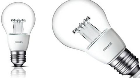 Philips ile Klasik Şeffaf Ampul LED Lambaya Dönüşüyor