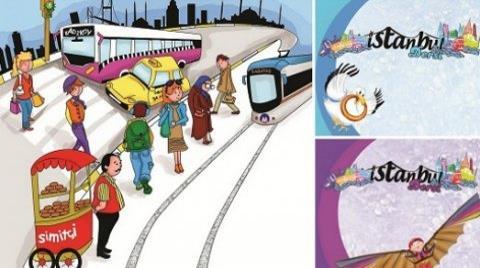 İlkokul Öğrencilerine İstanbul Dersi!