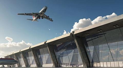 3. Havalimanı Şirketi için Rekabet'e Başvuru