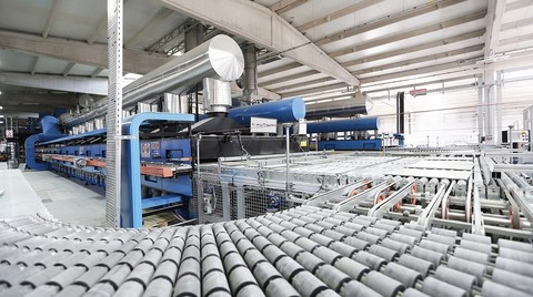 NG Kütahya Seramik'ten Büyük Ebatlı Karo Üretimi için Yeni Fabrika