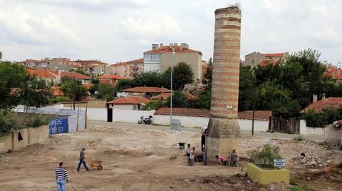 Edirne'de Restorasyon Hamlesi