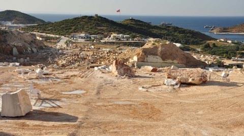 Marmara Adası'nı 41 Ocak Bitiriyor